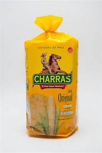 Tostadas Original Charras 300gr