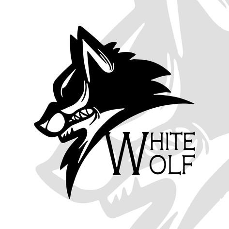 White Wolf Sketch