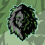 Dark Lion Logo