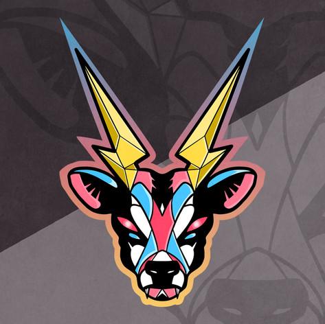 Electro Deer Logo