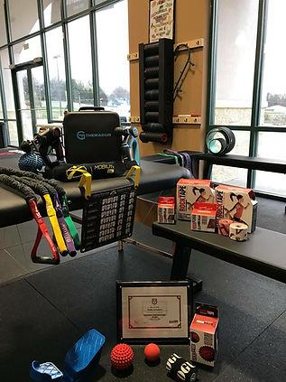 CrossFit Washington Recovery