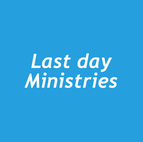 Last Day Ministries
