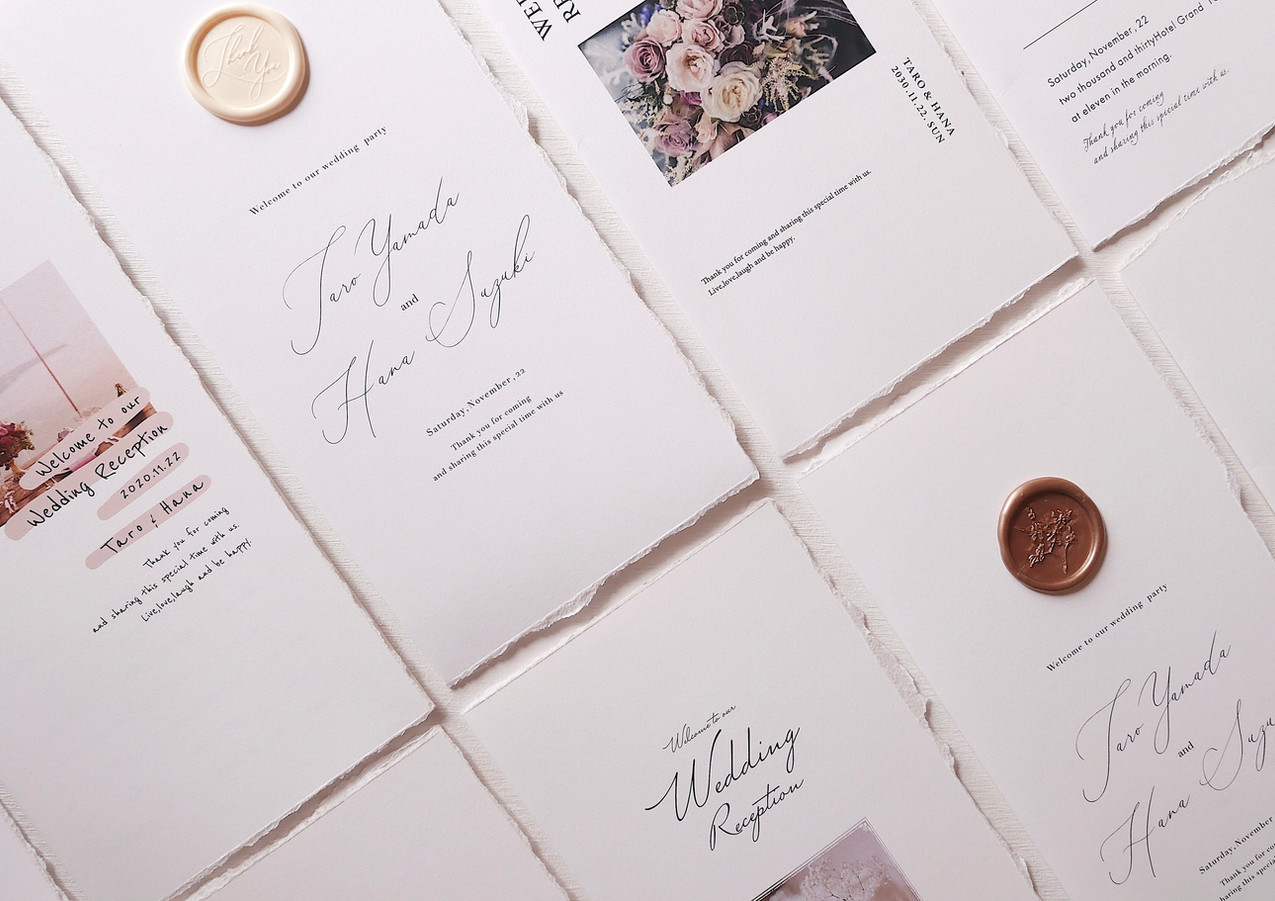 paper with deckle edge 席次表.jpg