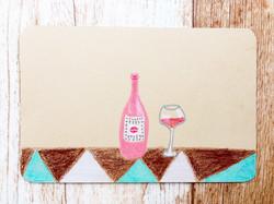 wine/poster