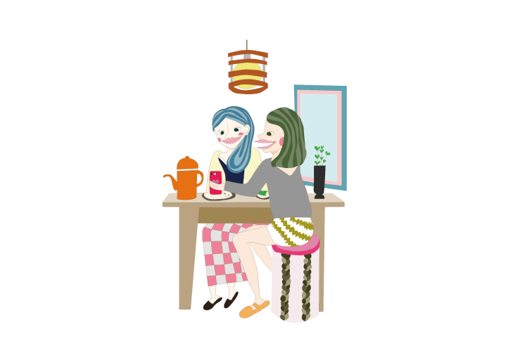 笑顔になる12の朝食/ 10