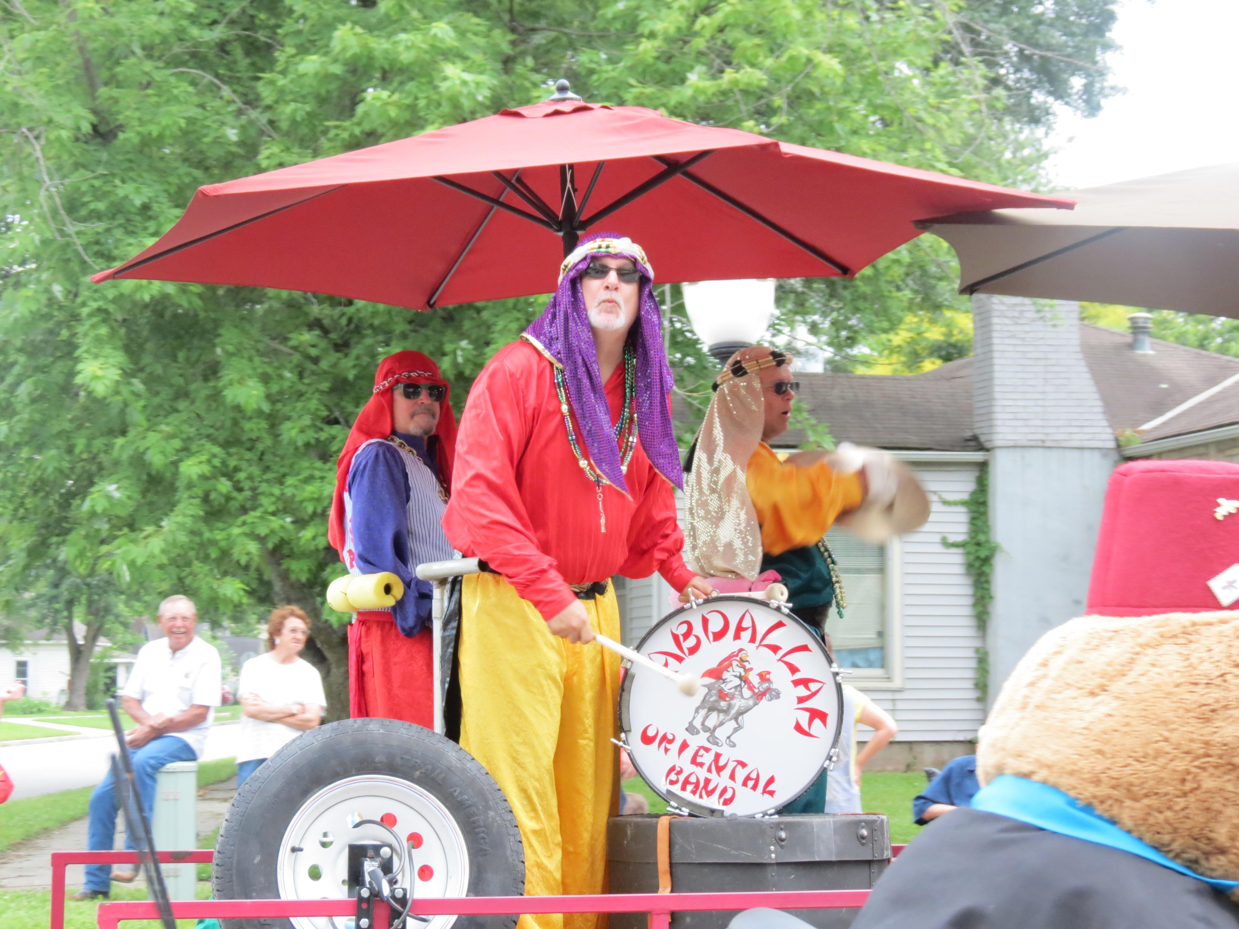 Osawatomie Parade 031