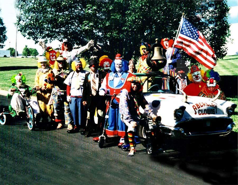 Clowns2001