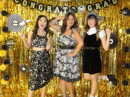 Graduation Glam!