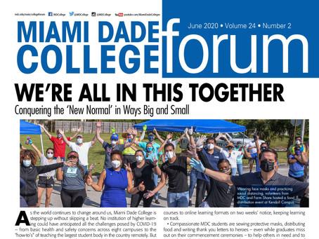 Still Making Headlines in the Miami!