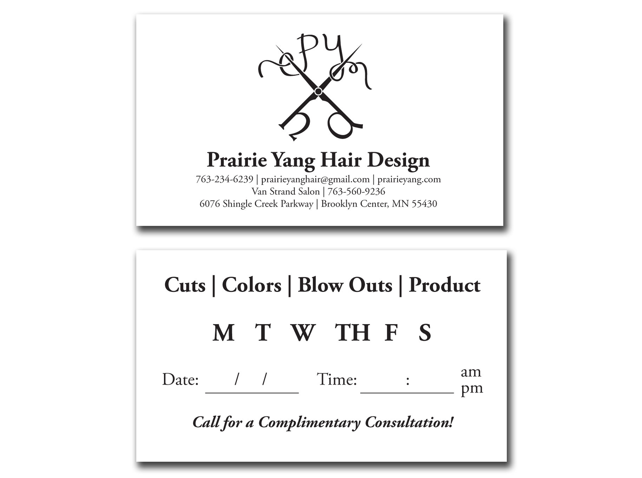 Prairie Yang Hair Design