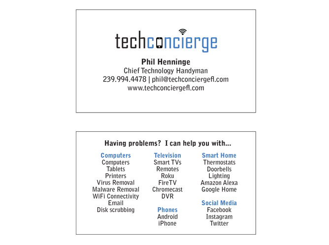 Tech Concierge
