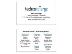 Tech Concierge