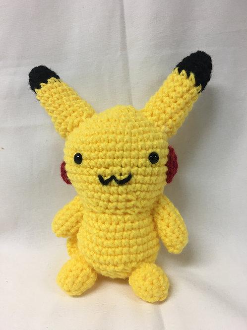 "10"" Pikachu"