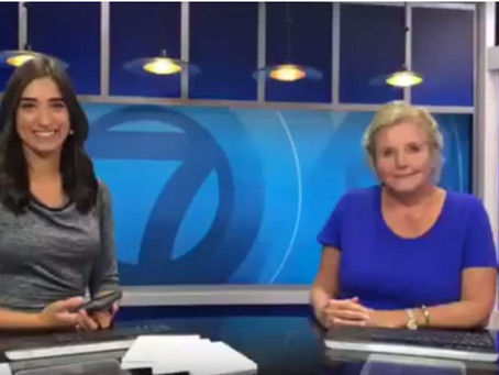 Jan Terry Featured on ABC7's Facebook LIVE
