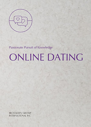 Passionate Pursuit of Knowledge, Online Dating