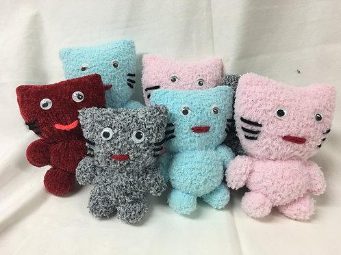 Cat Toy Plush