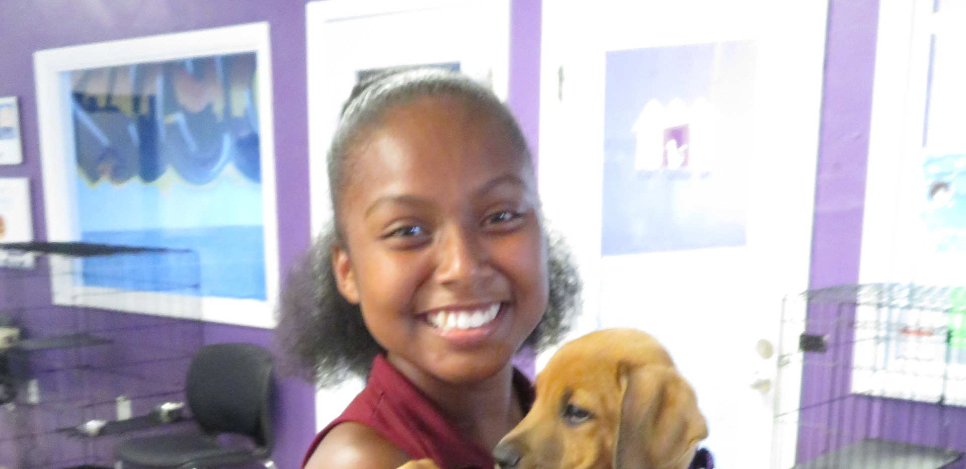 HHTCL at Gulf Coast Humane Society