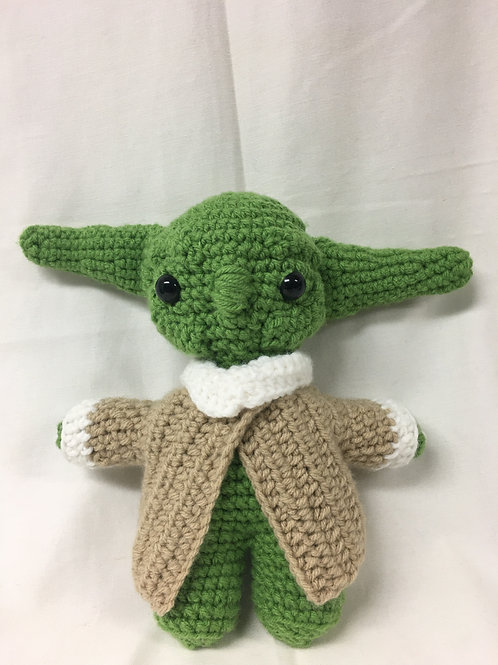 """10"""" Baby Yoda"""