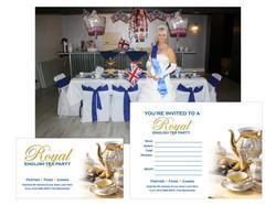 Royal English Tea Party