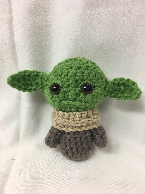 """4"""" Baby Yoda"""