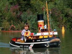 saint-savinien miature boats