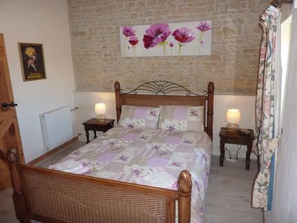 Cognac Bedroom