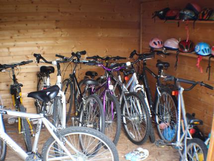 free bike hire