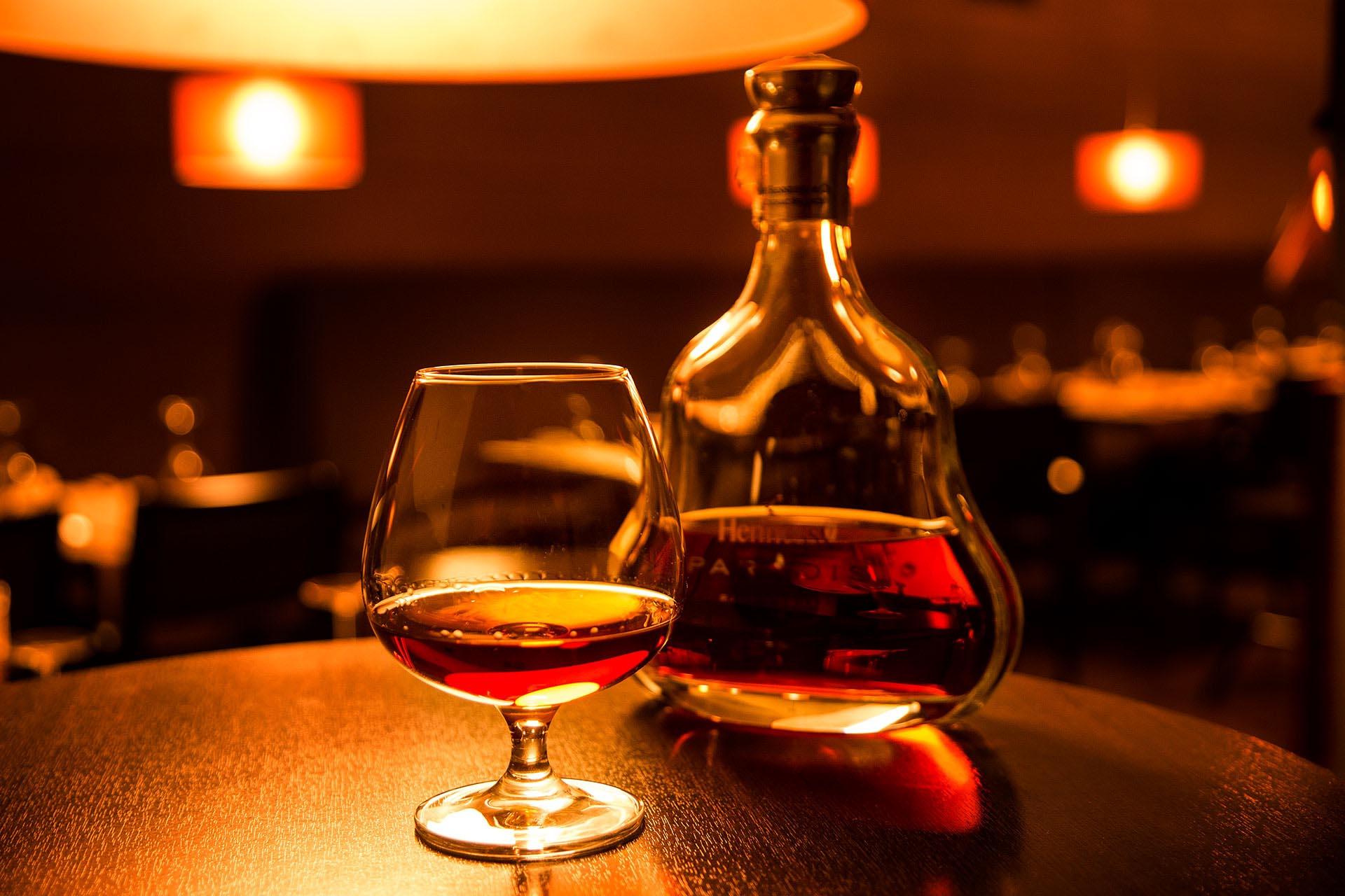 A cognac tour is a must