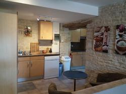 kitchen & coffee corner
