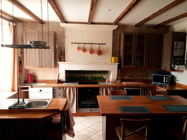 la Pommeraie Kitchen