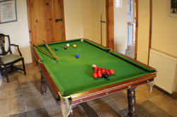 snooker or billiards anyone?