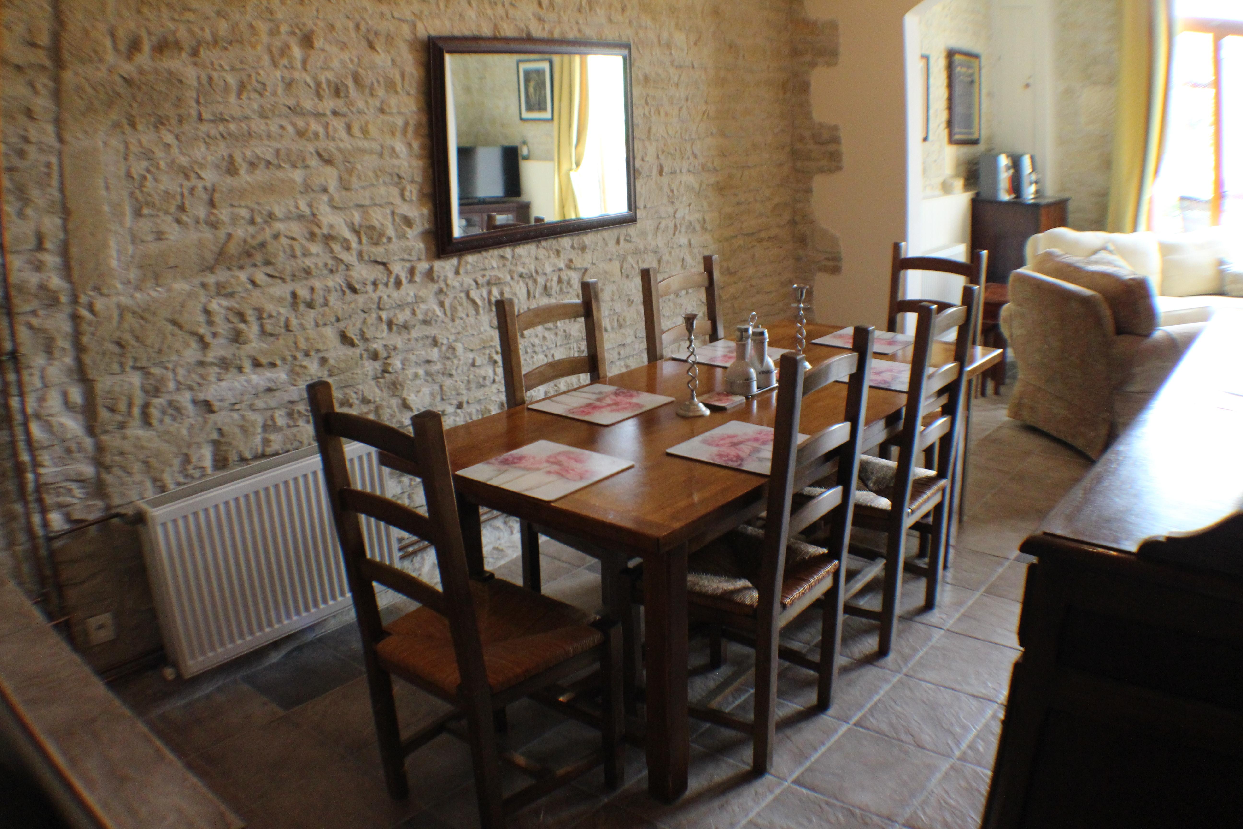 dining a l'interior