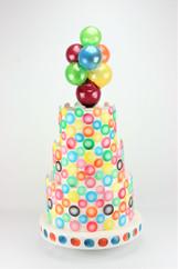 Geburtstagtorte Mut zur Farbe