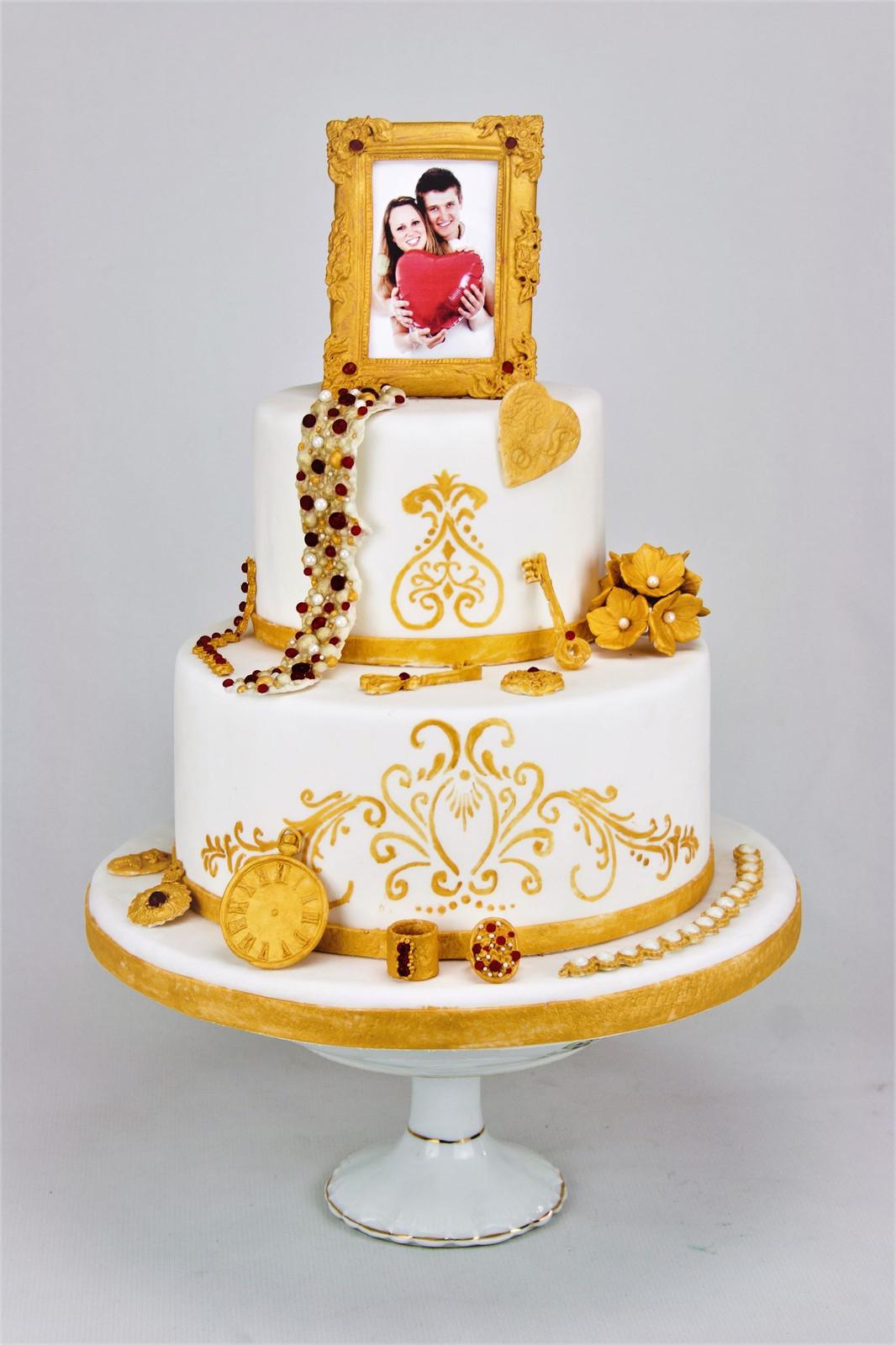 Hochzeitstorte Tortenmanufaktur Susskunst Wien