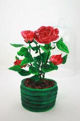 Geschenktorte Blumenstock