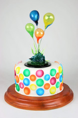 Geburtstagstorte Luftbalon
