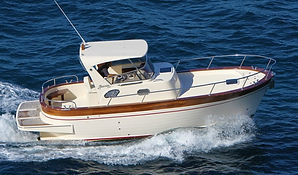 24 foot boat
