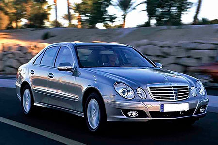 Mercedes class Elegance