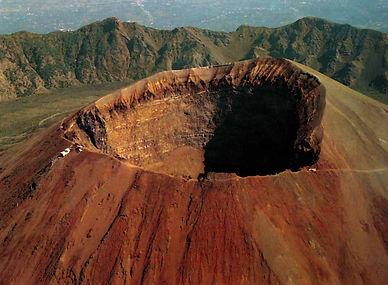 mountain Vesuvio