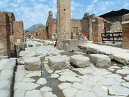 archeological site of Pompei