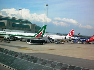 Rome aiport