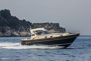 APREAMARE 38ft boat