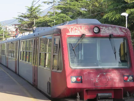 How to get to Sorrento from Naples Centrale train station