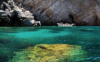 green grotto Capri