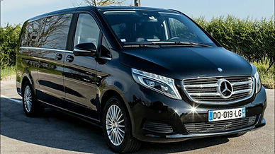 Mercedes van V class