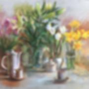 Натюрморт пастелью, живопись и графика, картины