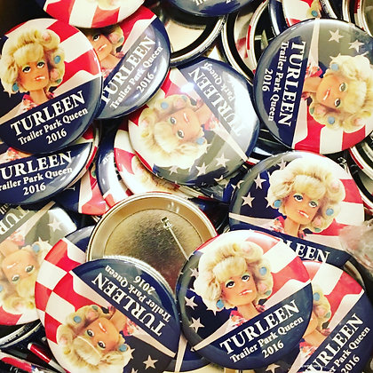 TURLEEN for PRESIDENT BUTTON