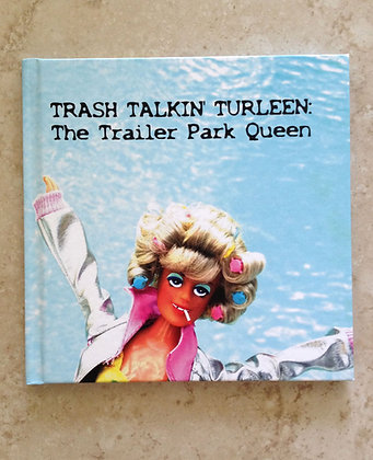 SOLD OUT: BOOK OF TURLEEN in Full Color