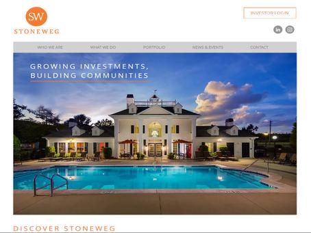 Stoneweg US Launches New Website alongside Stoneweg SA