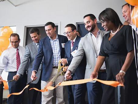 Stoneweg US Celebrates Ribbon Cutting Ceremony with St. Pete Chamber of Commerce